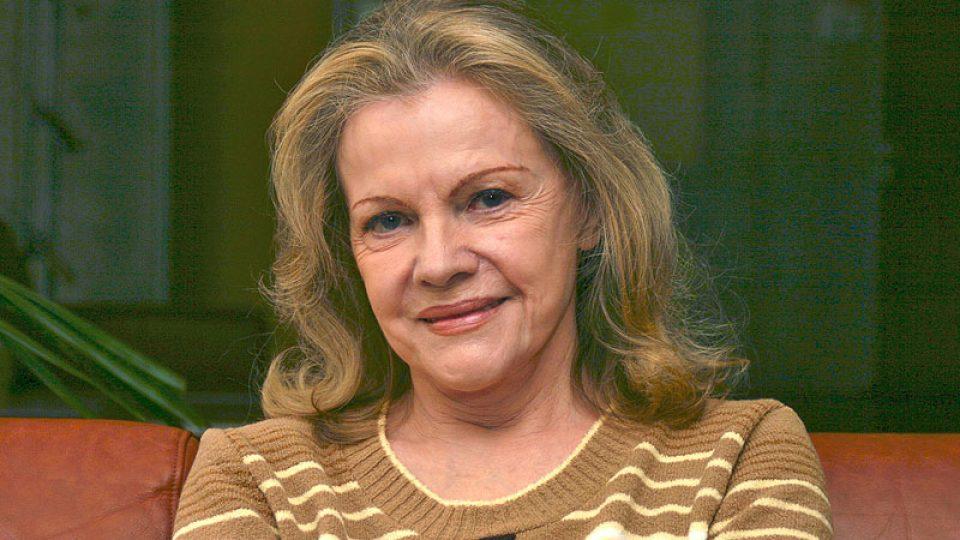 držitelka zlatých slavíků i dalších pěveckých ocenění Eva Pilarová