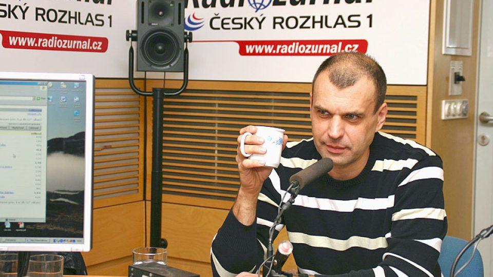 primář ze seriálu Ordinace Petr Rychlý