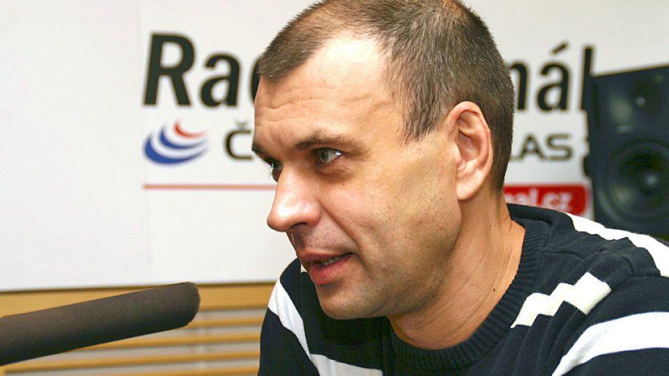herec, moderátor a dabér Petr Rychlý