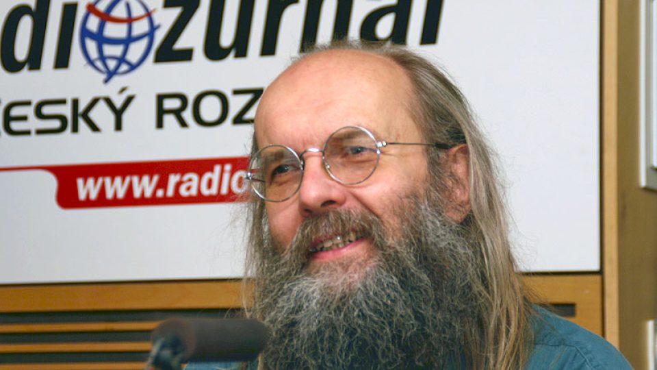odborník na český jazyk Karel Oliva
