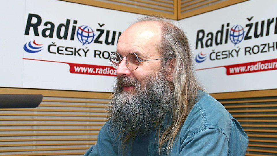 jazykovědec Karel Oliva