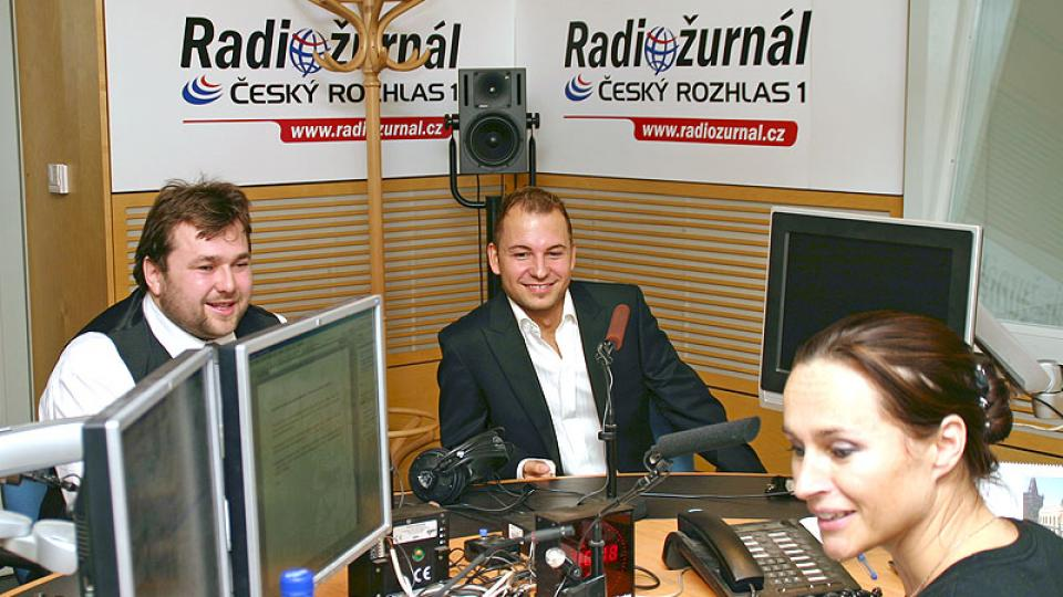 František Němec a Martin Slanina