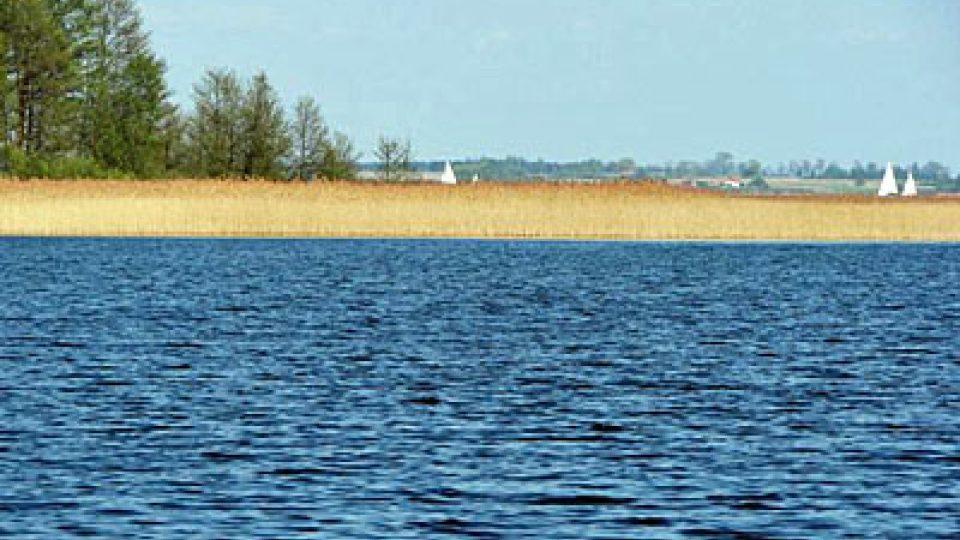 Jezero Mamry