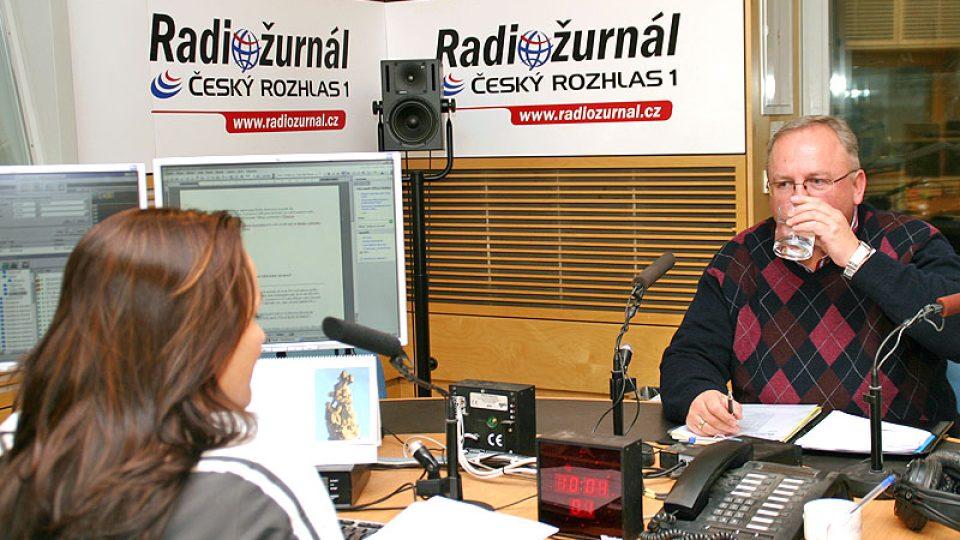 Václav Berka a Lucie Výborná