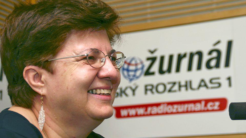 novinářka Marie Formáčková