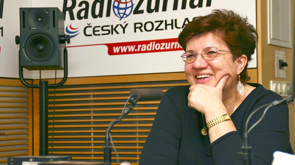 spolužačka bývalého ruského prezidenta Marie Formáčková