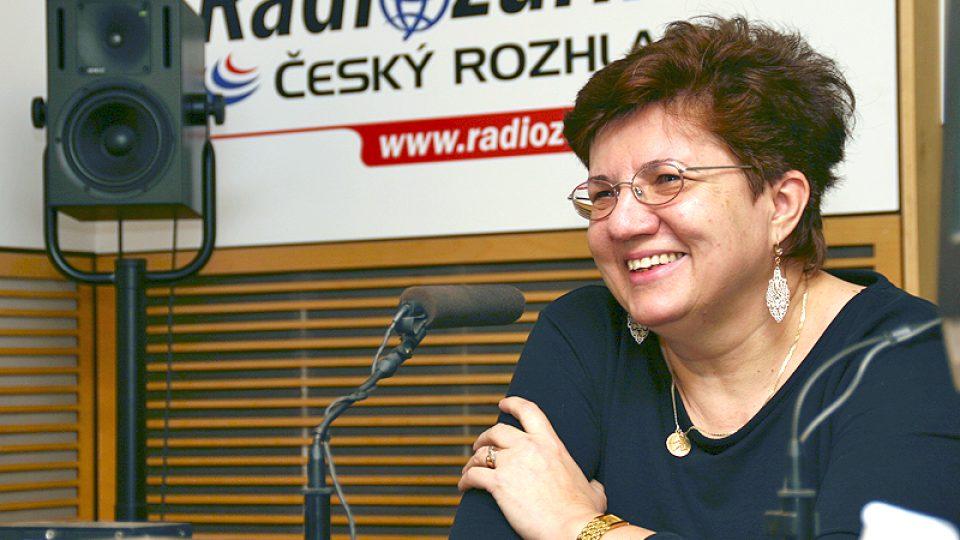 autorka hereckých memoárů Marie Formáčková