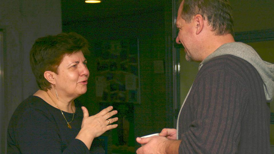 spisovatelka Marie Formáčková