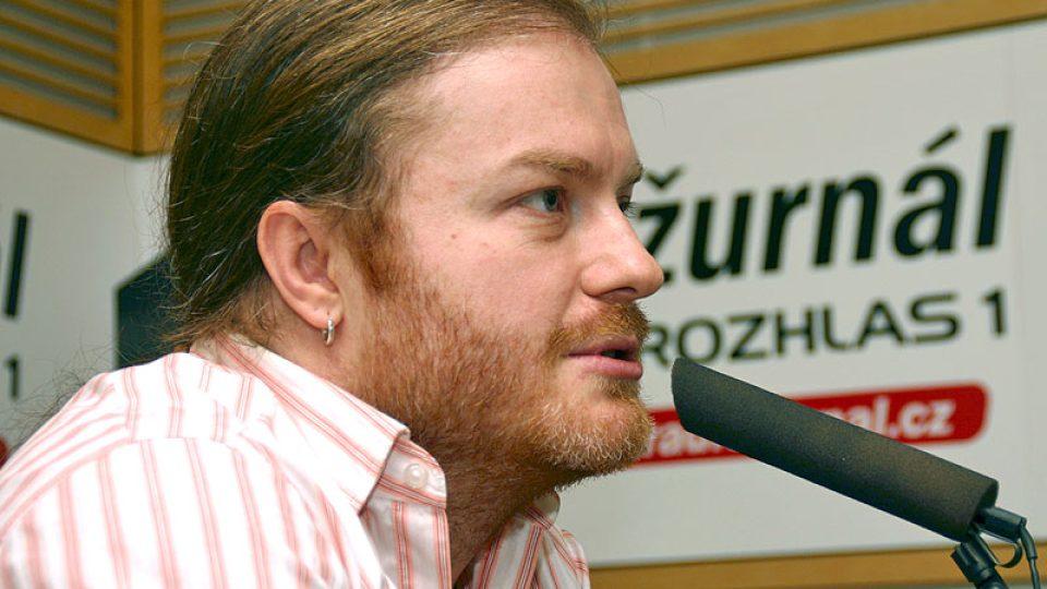 houslový virtuos Pavel Šporcl