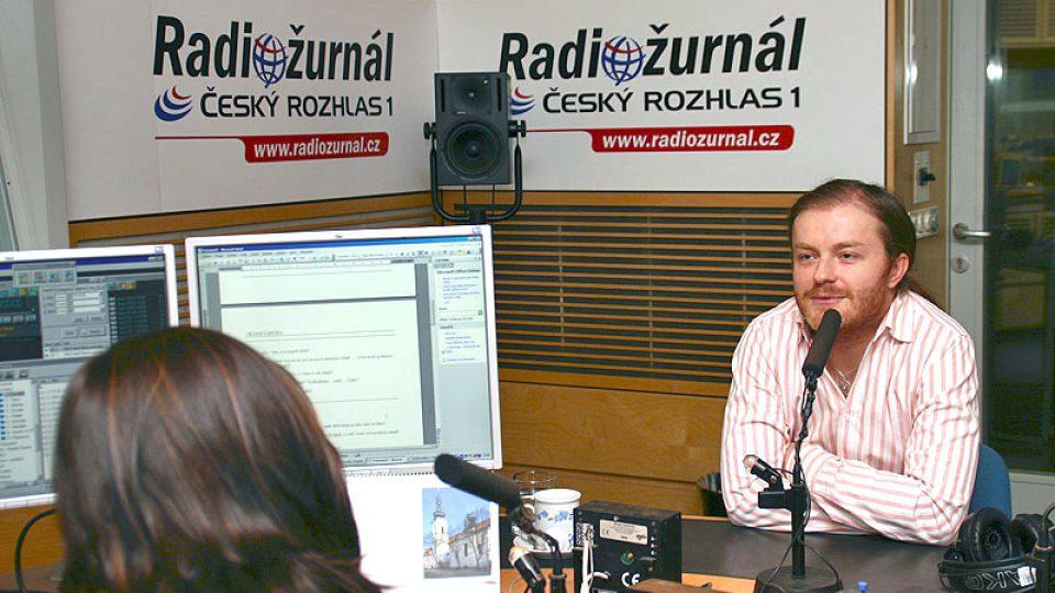propagátor klasické hudby Pavel Šporcl