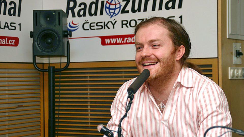 hudebník Pavel Šporcl