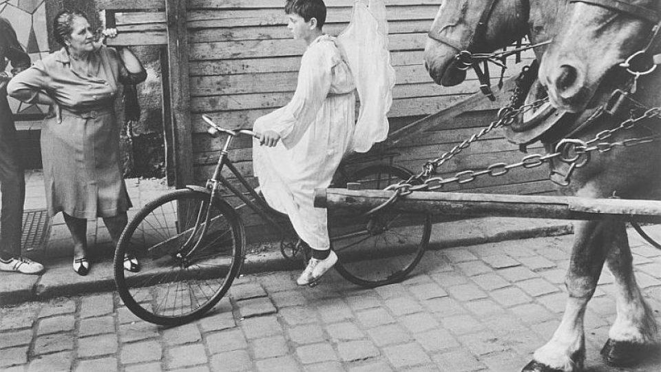 Z výstavy Beautiful people - Josef Koudelka