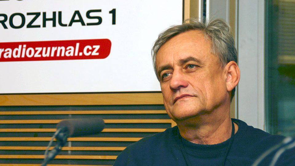 člen divadla Kalich Richard Tesařík