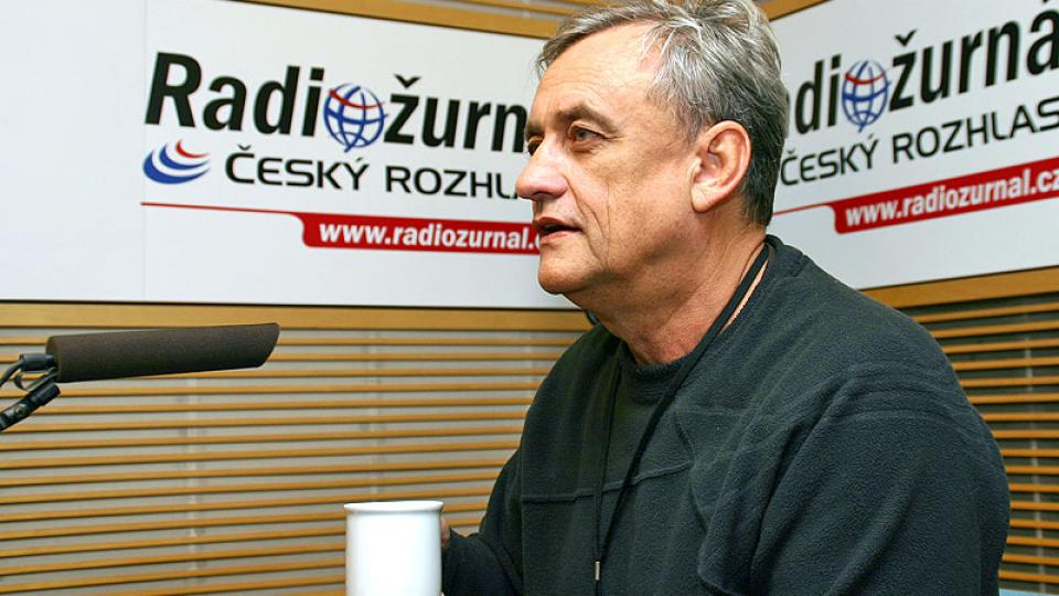 zpěvák Richard Tesařík