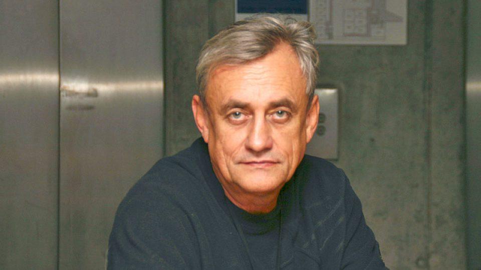 muzikant Richard Tesařík