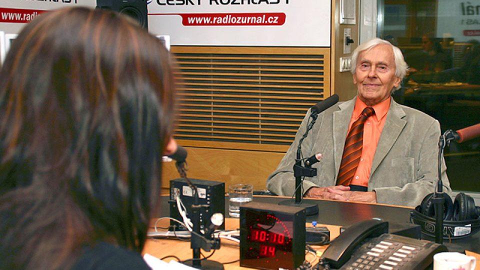 Miroslav Zikmund sLucií Výbornou