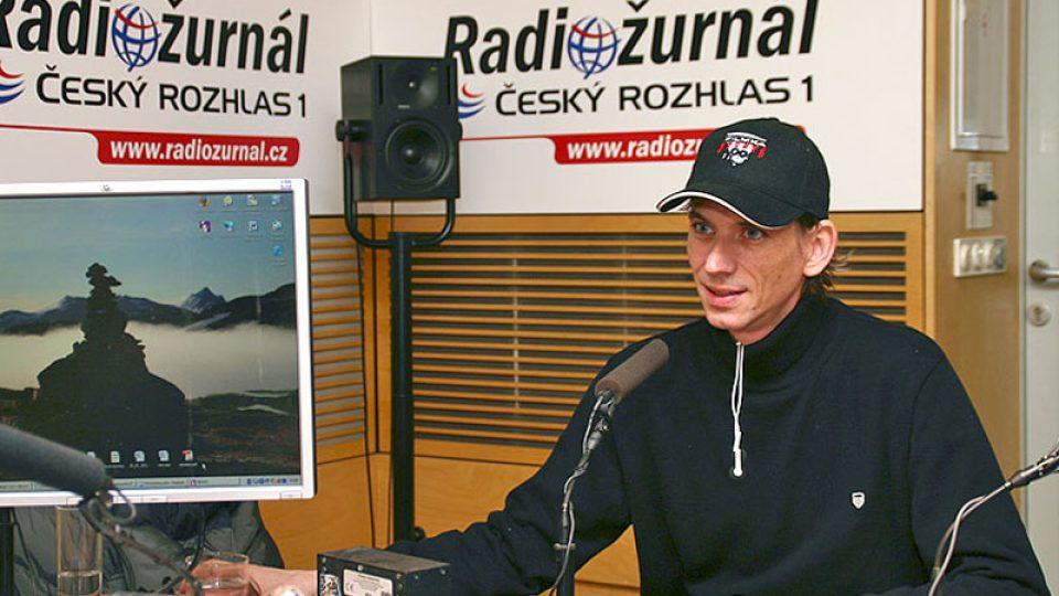 filmový a televizní režisér Jiří Strach