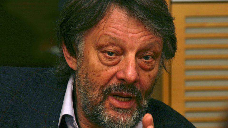 politolog Zdeněk Zbořil