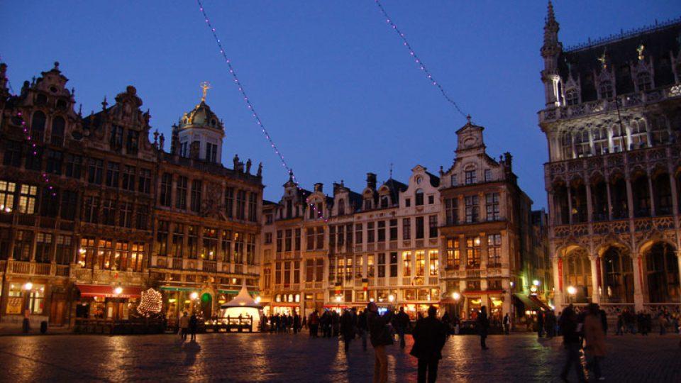 Fotografie z Bruselu
