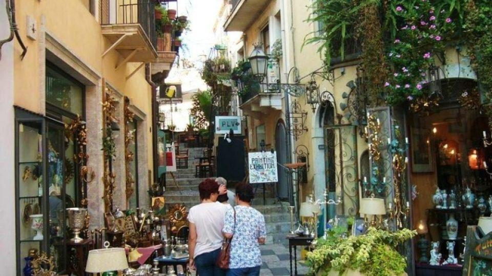 Barevné Středomoří se nezapře