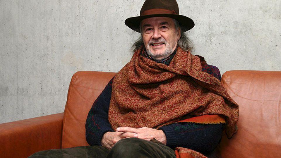 česko-argentinský spisovatel a novinář Juan Braun