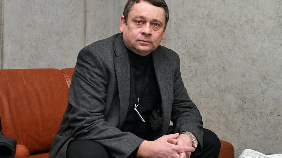 archeolog Luboš Jiráň