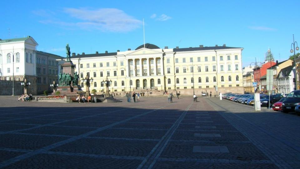 Vlivy ruské architektury se ve Finsku nedají opominout