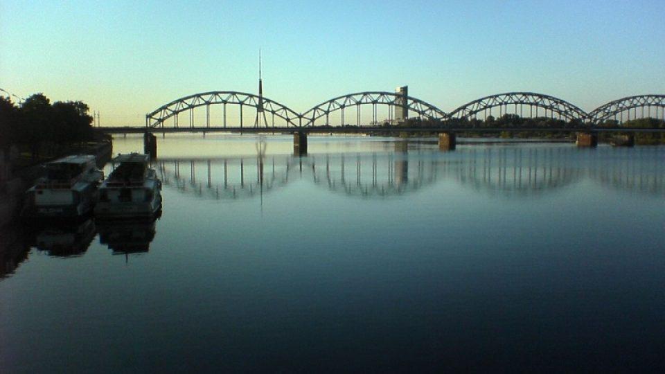 Daugava byla vždy mostem mezi Baltem a Ruskem
