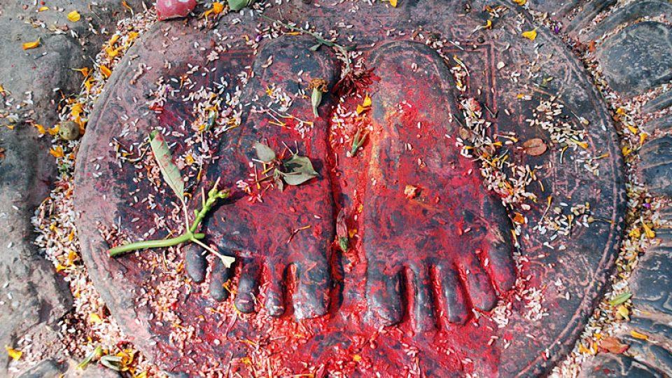 Buddhovy stopy