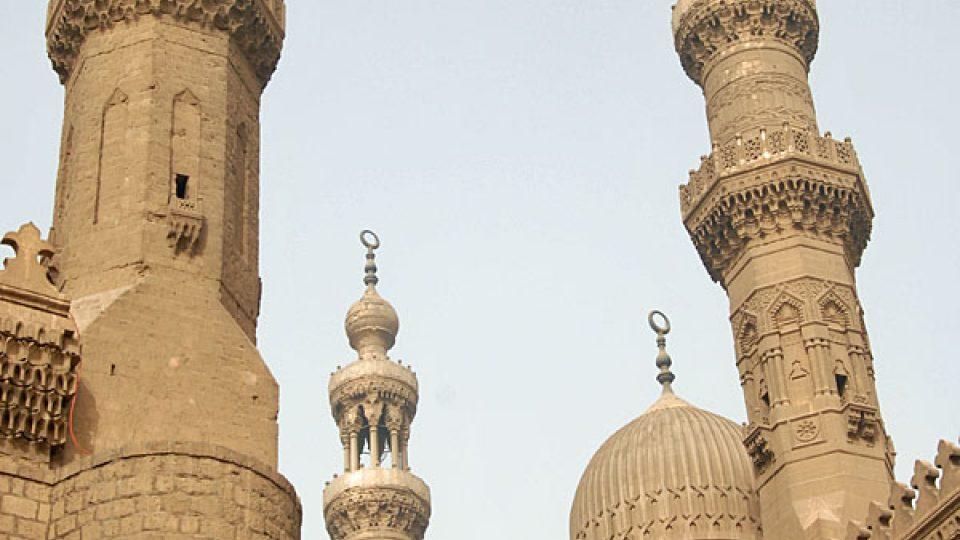 Islámská Káhira přitahuje turisty i studenty