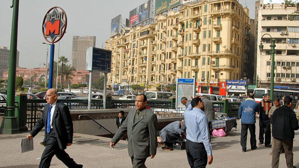 Káhira - metropole arabského světa