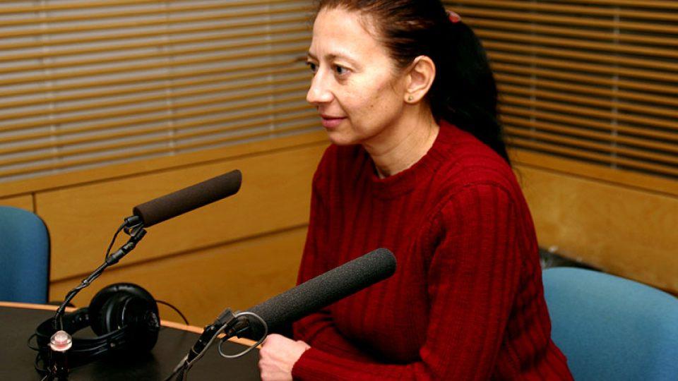 Doktorka Eva Pokorná,