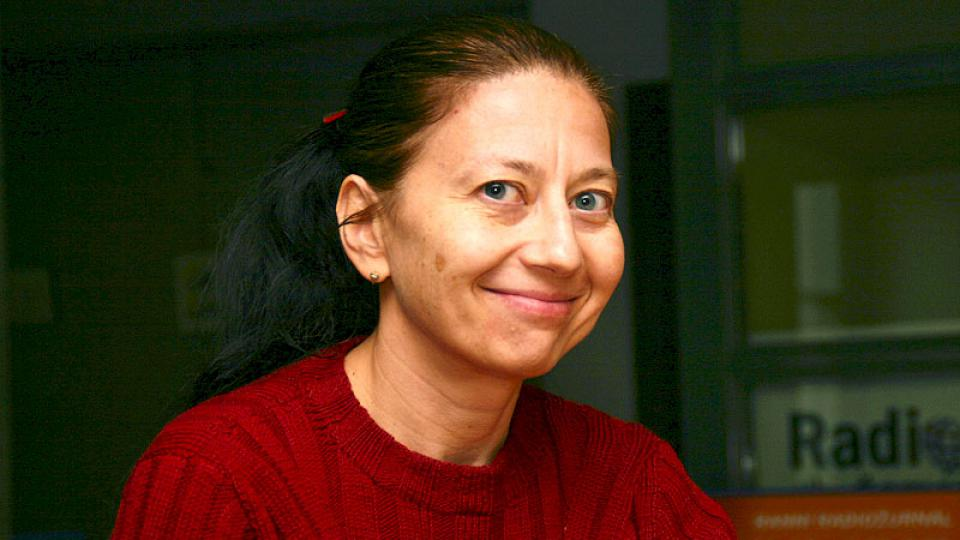 Doktorka Eva Pokorná