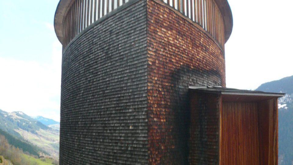 Peter Zumthor, kaple sv. Benedikta