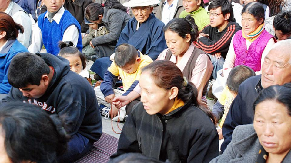 Tibeťané v Dharamsale