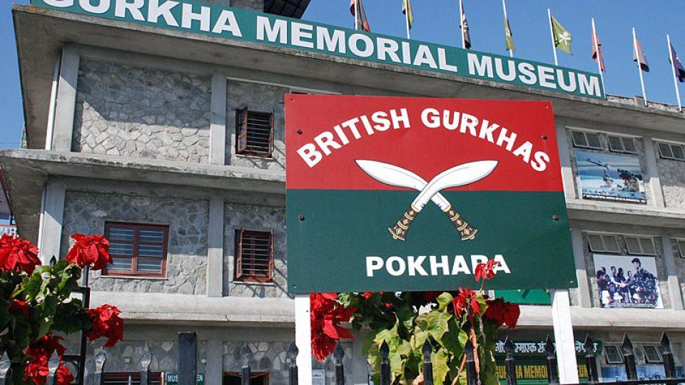 Muzeum Gurkhů