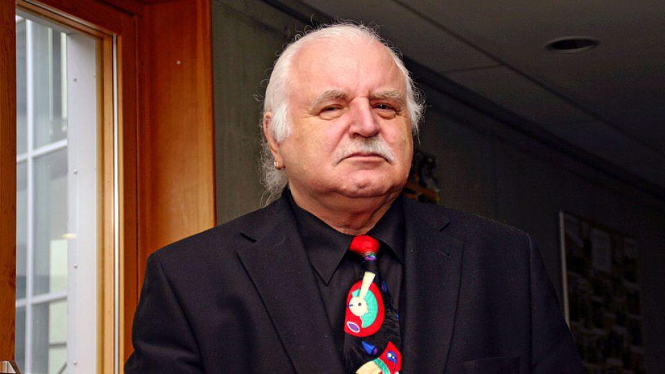 Ředitel Národní galerie Milan Knížák