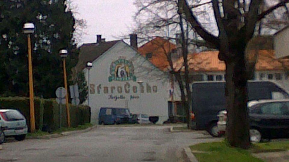 Areál pivovaru Staročeško pivo