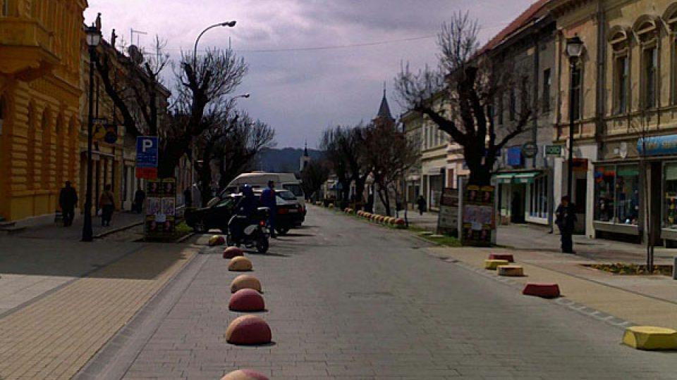 Městečko Daruvar