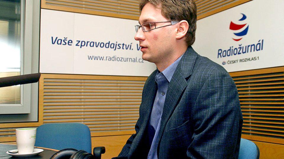 historik Michal Frankl