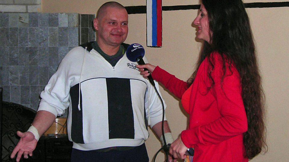 Trenér Jaroslav Rutter