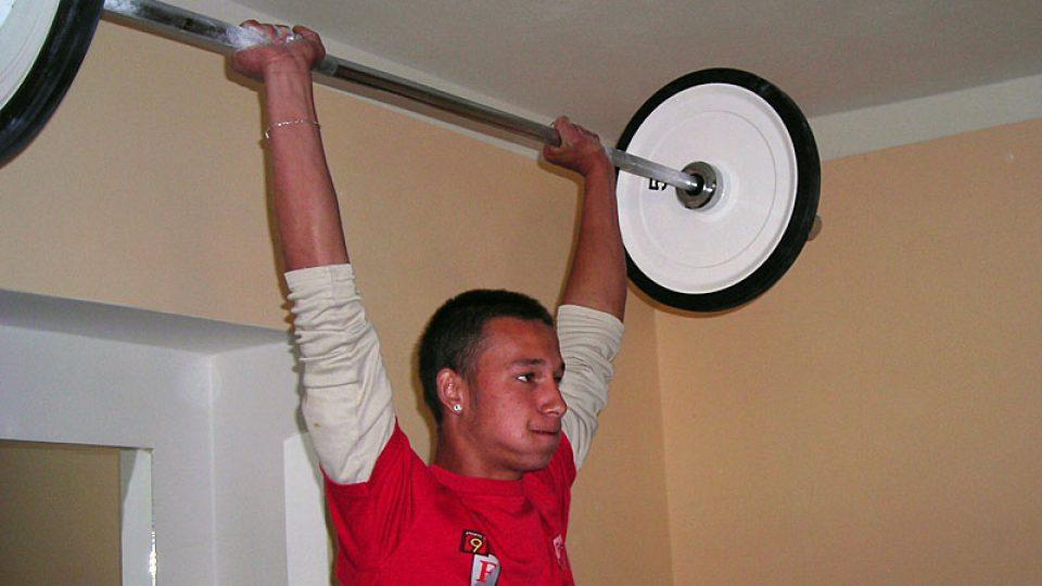 Vzěpračský trénink