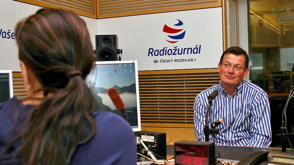 Zdeněk Bergman a Lucie Výborná