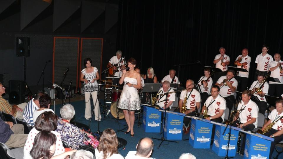 Rozhlasový swingový orchestr