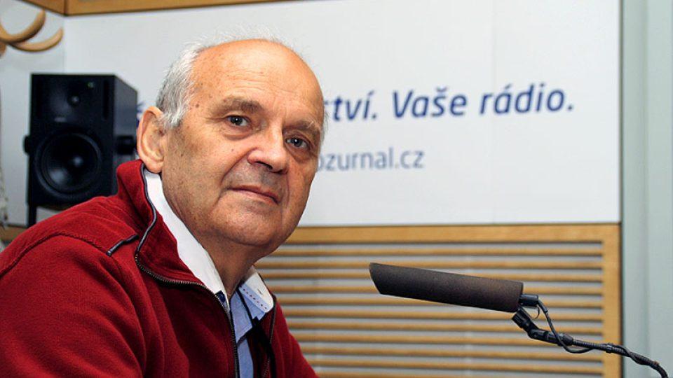 Grafik a malíř Jiří Anderle