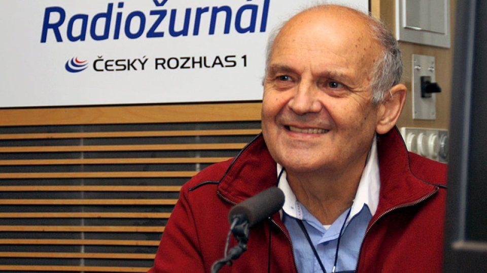 Jiří Anderle pozval posluchače