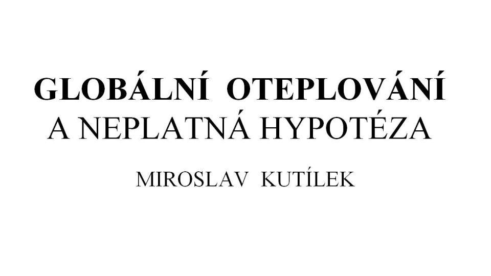 Redaktor: Marek Kuchařík