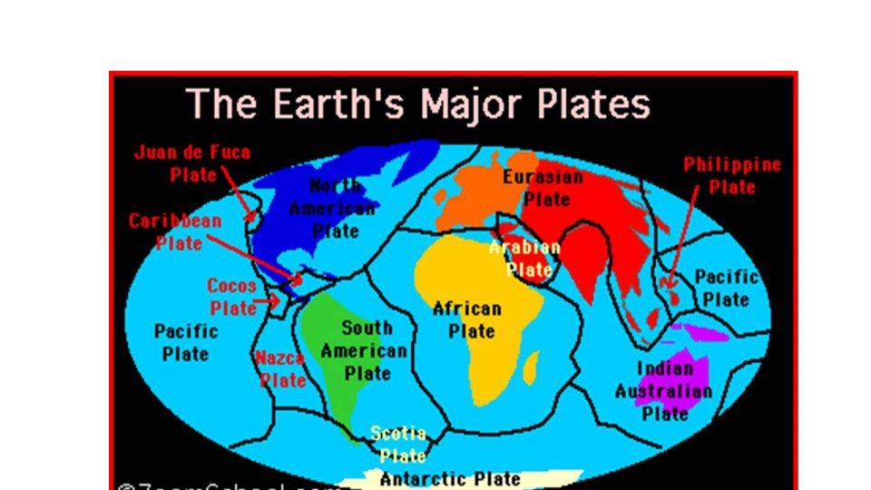 Desková tektonika