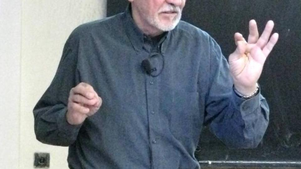 Prof. Miroslav Kutílek; redaktor: Marek Kuchařík