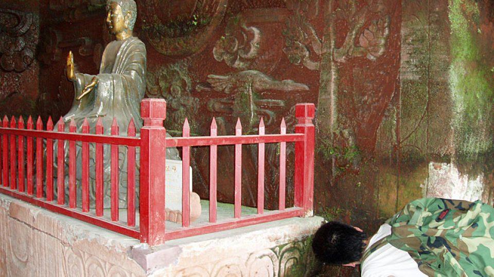 Buddhova studánka